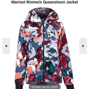 NWT Marmot Queenstown women's ski jacket